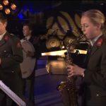 Saxofoonensemble en TKL bij Nacht van de Militaire Muziek 2021